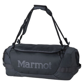 Marmot Long Hauler Small Duffle Bag Slate Grey/Black